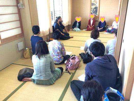 Kan.さん奈良おはなし会&セッションありがとうございました。